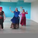 Quiberon stage de danse orientale egyptienne Anne Benveniste